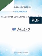 Receptores Sensorias e Transdução