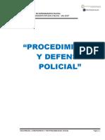 Cartilla Procedimiento y Defensa Policial 2019 1