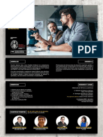 Brochure Diploma - Gestión de Proyectos