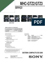 Sony Mhc-gtz2 Gtz3 Ver1.0 Br