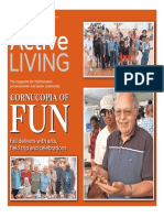 November 2019  issue of Active Living