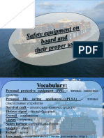7. Safety equipment on board and their proper use.pdf