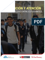 Protocolos para la Atención de la Violencia Escolar