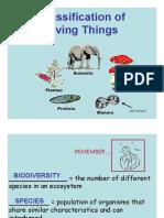unit 6 - taxonomy-cladograms and dichotomous keys