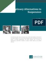 Disciplinary Alternatives to Suspension