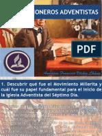 Especialidad de Pioneros Adventistas