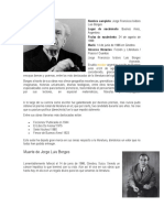 Biogarfia de Jose Luis Borge