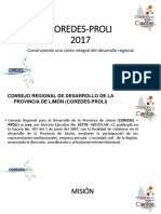 Coredes-proli 2017 -Luis Rodriguez