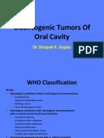 Odonto Genic Tumors