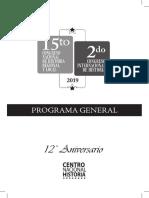 CONGRESO HISTORIA LARA XV COLOR Arte Final_tripa_cuadernillo_programacion