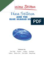 TheaStiltonBlueScarab Excerpt
