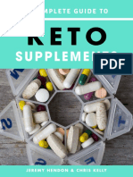Complete Guide to Keto Supplements