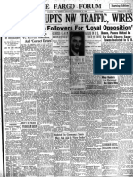 Armistice Day Front Pages