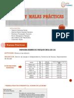 Buenas y Malas Practicas en Minería-V-1.1
