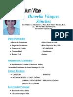 Hinoelia Vásquez Sánchez