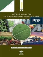 Informe Anual Del Sector Agrario en Andalucia 2014 Pág 83pdf