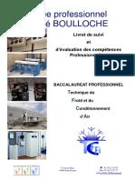 Livret PFMP TFCA