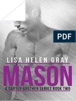 Mason - Carter Brother #2 Lisa Helen Gray Traduzido