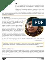 CL Malala Yousafzai 5-6º TWK