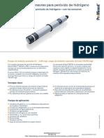 Sensor Peroxido de Hidrogeno Prominent Dulcotest