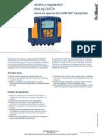 Dispositivo Medicion y Regulacion Prominent Dulcometer Dialog Dacb