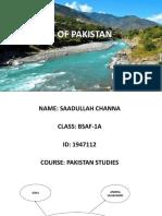 Resources of Pakistan