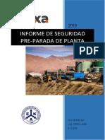1.Informe de Seg. Pre Parada-planta