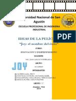 Ideas Joy El Nombre de Exito-Go Aheadd