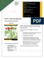 Livro 1 de espanhol
