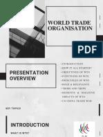 WORLD TRADE ORGANISATION.pptx
