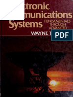 Electronic Communications Systems-Wayne Tomasi