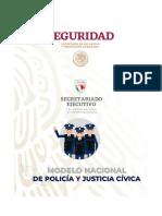 Modelo Nacional de Policía
