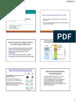2017-2- Tinjauan Umum Sel - Komponen Kimia Sel