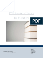 ITI Literature Update Members Jul-Aug10