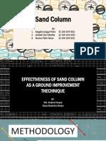Sand Column