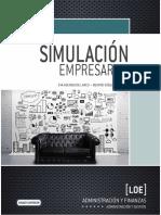 Libro Simulación Empresarial