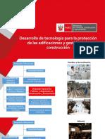 1. Desarrollo de Tecnologia Para La Proteccion de Las Edificaciones y Gestion de La Construccion