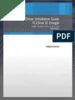 FLEXnet ID Dongle Drivers