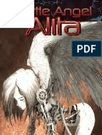 MANGA_ Battle Angel Alita-Rusty Angel Rust - Desconocido