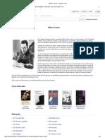 Albert Camus - IberLibro.com