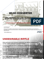 Rohit Report on Converter