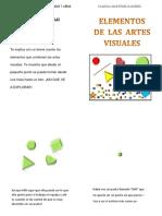 Cuento de Los Elementos de Las Artes Visuales