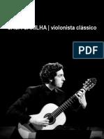 Cauã Canilha - Violão No Brasil e No Uruguai
