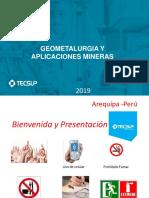 Fundamentos de Geometalurgia