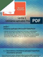 Utilizarea aplicatiei PowerPoint.pdf