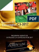 Estrategias Colombia c3 2017