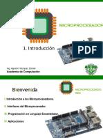Examen microporcesadores