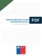 2019.09 (1).09 Orientaciones Para La Planificacion en Red 2020 v3