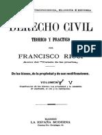 Ricci Curso 05