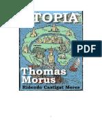 Utopia - Livro Thomas Morus